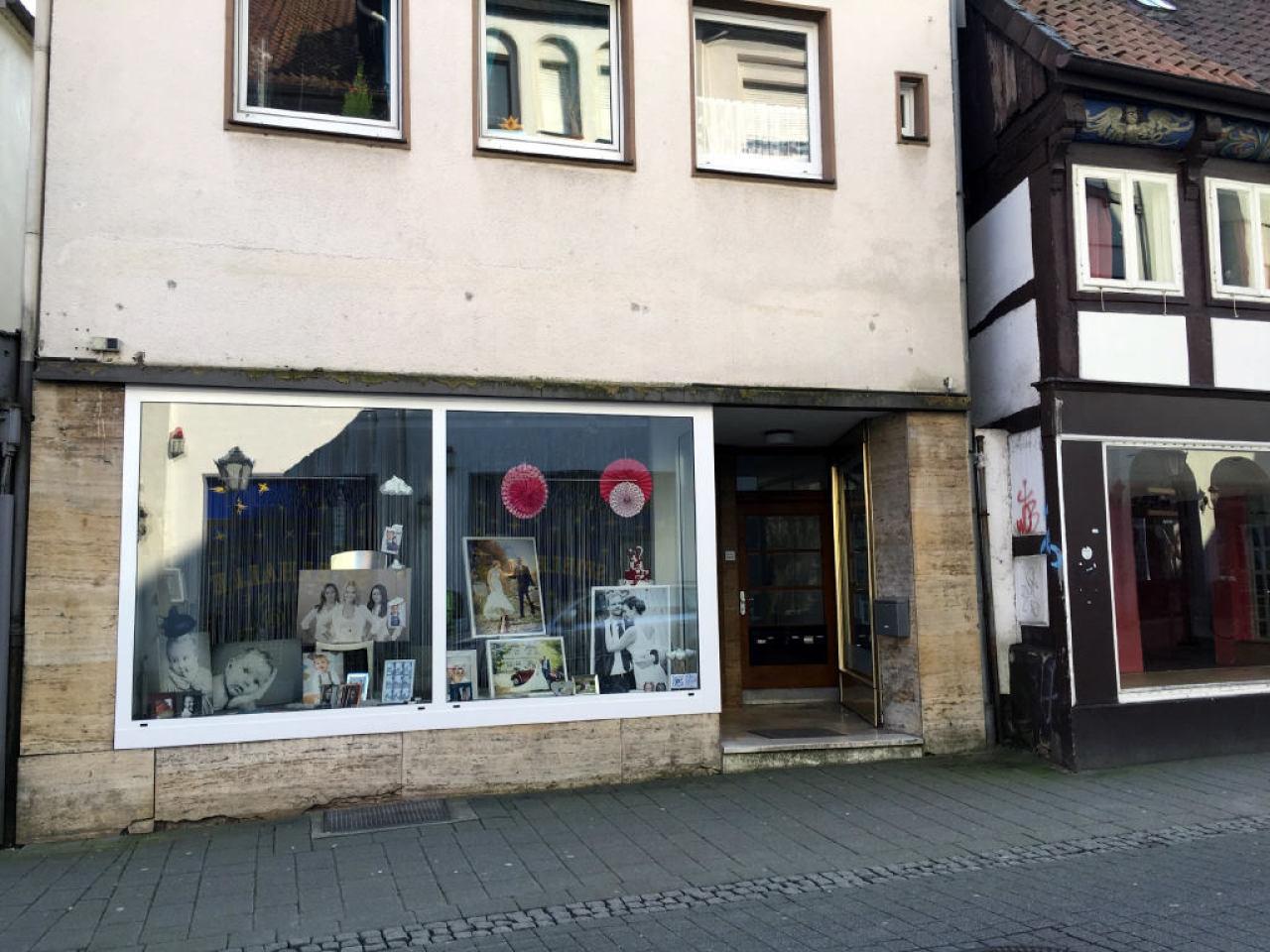 Ladenlokal sb markt zur miete in herford schmuckes for Sb markt wittenberge